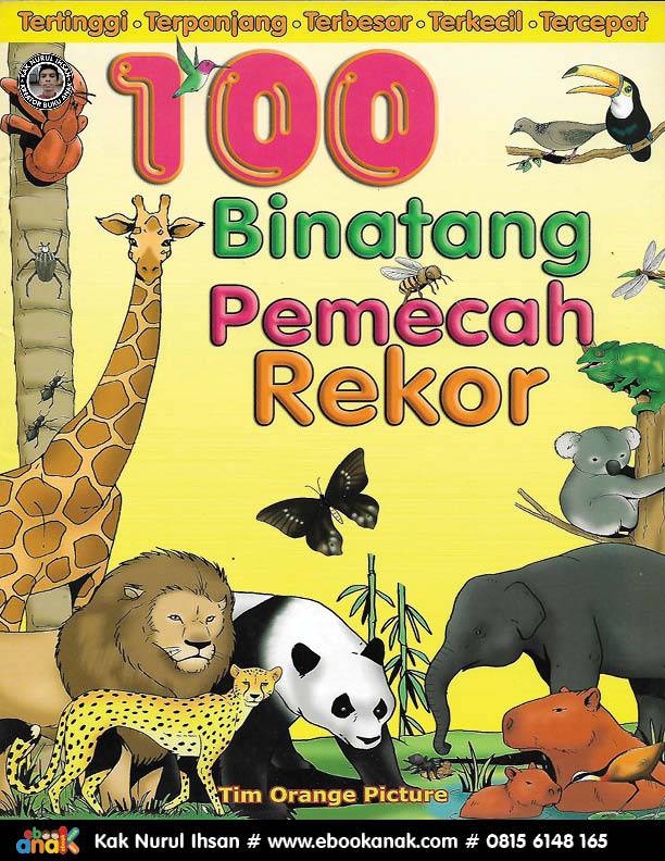 029 download ebook pdf 100 binatang pemecah rekor