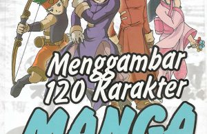 038 download ebook pdf cepat dan mudah menggambar 120 karakter manga