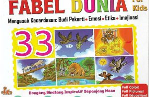 082 download ebook pdf 33 fabel dunia for kids