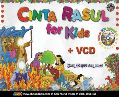 088 cinta rasul for kids