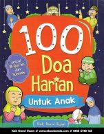 100 doa harian untuk anak sesuai al quran dan sunnah