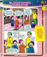 101 Komik Adab Rasulullah, Mandi Sebelum Shalat Jumat (15)