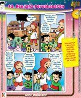 101 Komik Adab Rasulullah, Menjaga Persahabatan (45)
