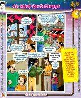 101 Komik Adab Rasulullah, Pesan Malaikat Jibril Kepada Rasulullah Tentang Tetangga (51)
