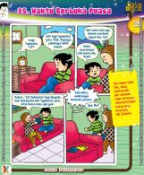 101 Komik Adab Rasulullah, Waktu yang Dibolehkan Berbuka Puasa (35)
