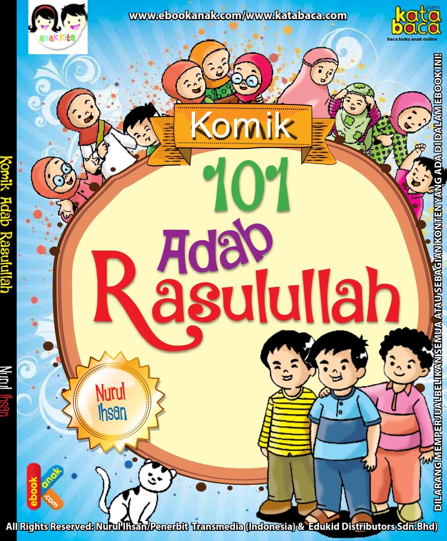 download ebook 101 Komik Adab Rasulullah_001