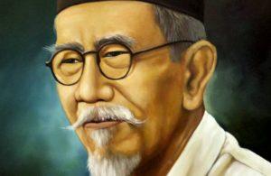 12 KH. Agus Salim Mahir Banyak Bahasa Asing dan Bahasa Daerah