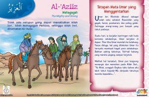 Kisah Asmaul Husna Al-'Aziiz