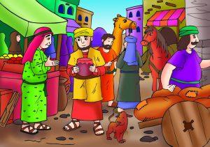 Gambar Roti dan Madu Khalifah