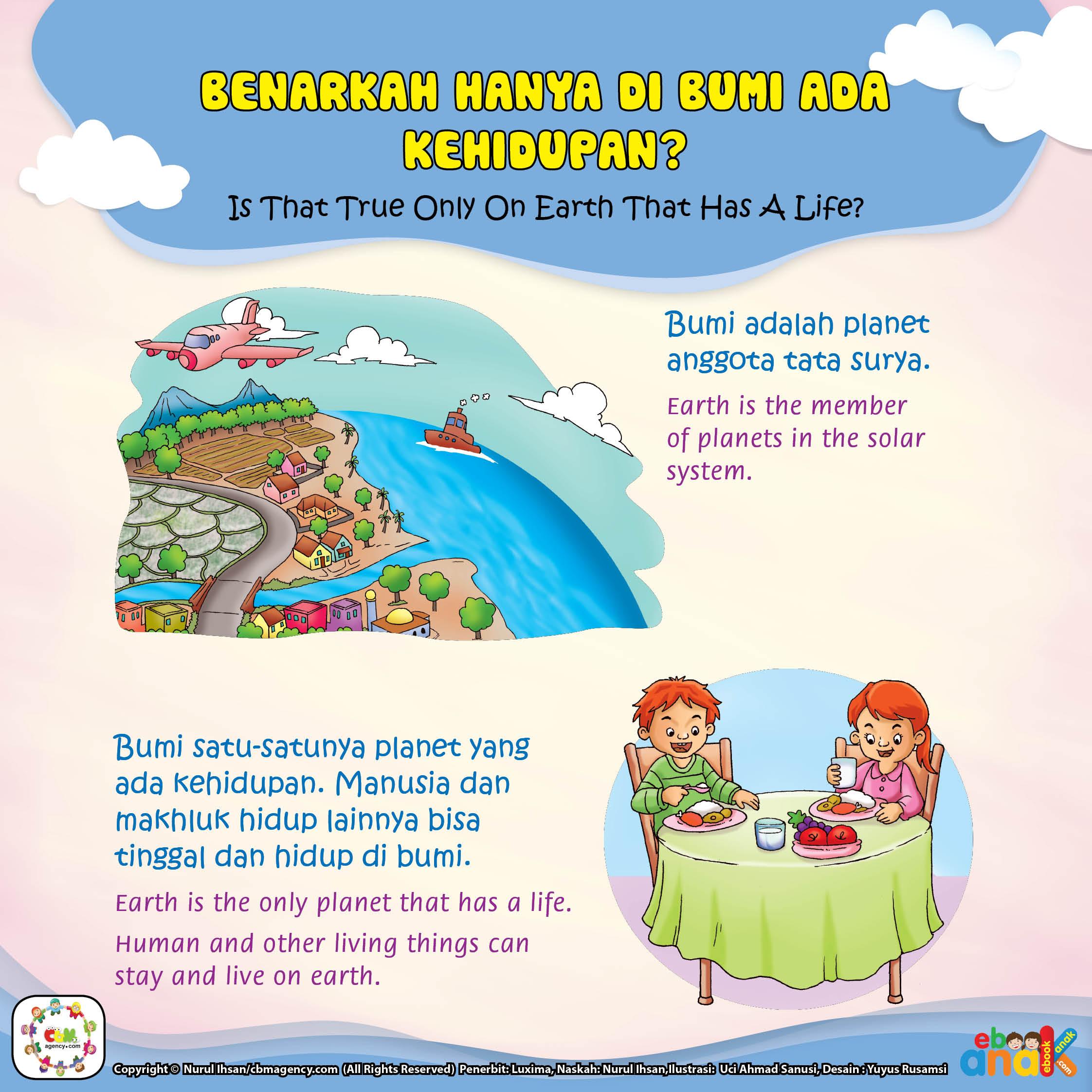 Rahasia Keajaiban Bumi-Benarkah Hanya di Bumi Ada Kehidupan