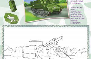 M110 howitzer meriam serbu otomatis