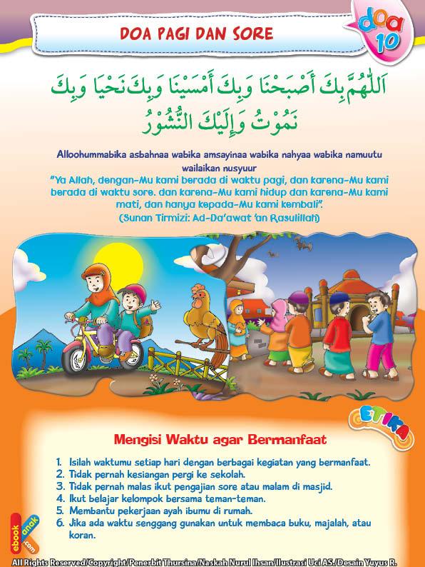 download gratis ebook 101 doa harian anak saleh doa dan