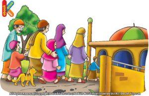 doa masuk masjid seri 1