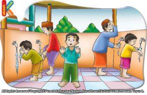 Doa dan Adab Sebelum Wudu