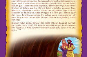 kisah nabi dan rasul bergambar