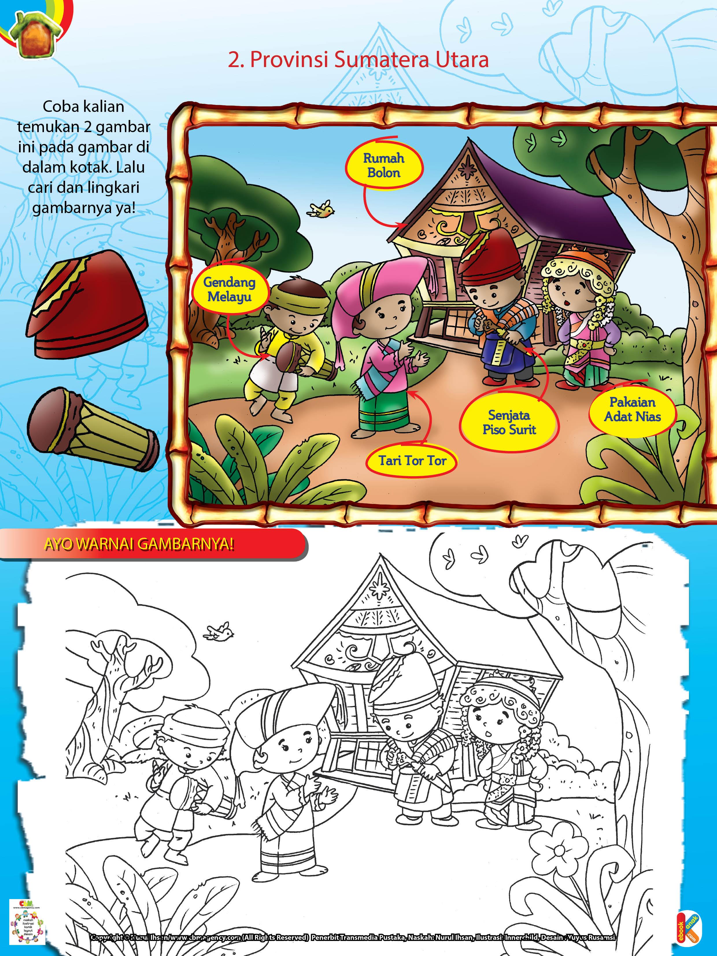 bahasa daerah di provinsi sumatera utara adalah Batak