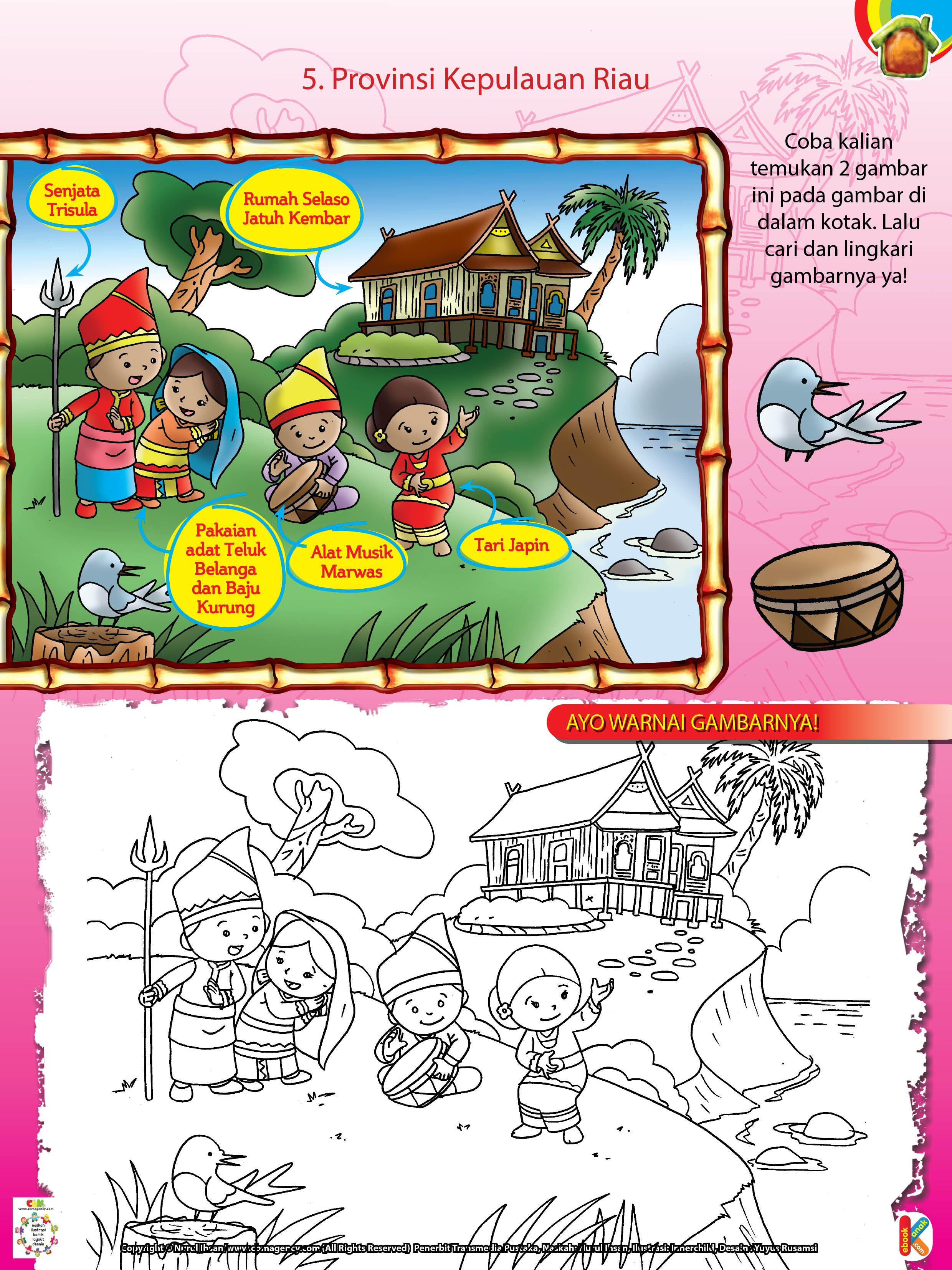 Pahlawan provinsi kepulauan riau adalah Sultan Syarif Kasim II dan Tuanku Tambusai