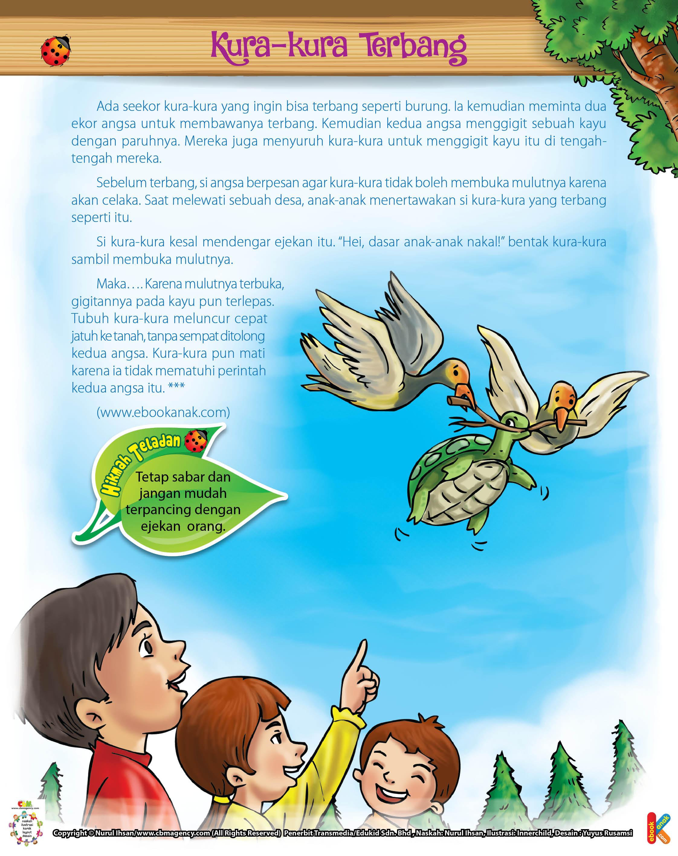 Kura Kura Terbang Ebook Anak