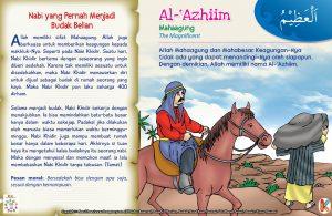 Karena tak memiliki sesuatu untuk disedekahkan, maka Nabi Khidir menawarkan diri untuk dijual sebagai budak di rumah seorang yang kaya.