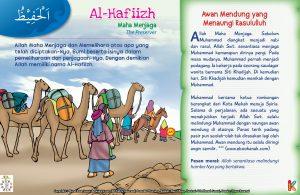 Panas terik padang pasir pun seolah-olah tak dirasakan lagi oleh Muhammad.