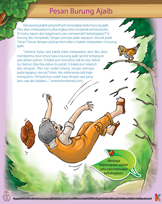 Image Result For Cerita Fabel Burung