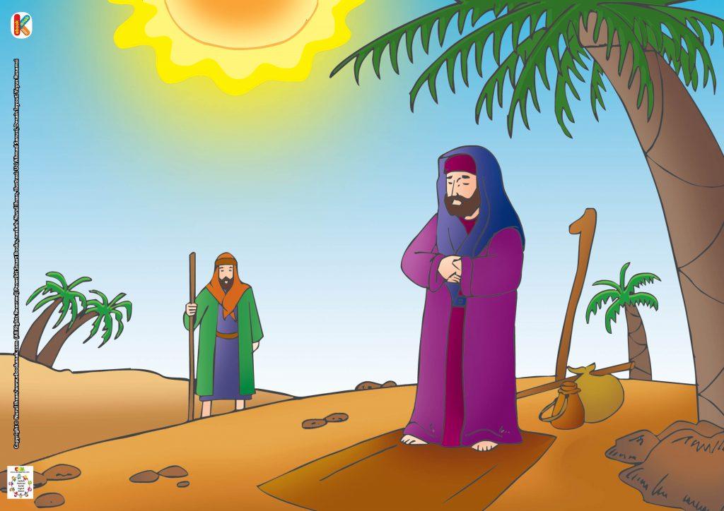 Hasil gambar untuk Kisah Teladan Nabi Saleh A.S.