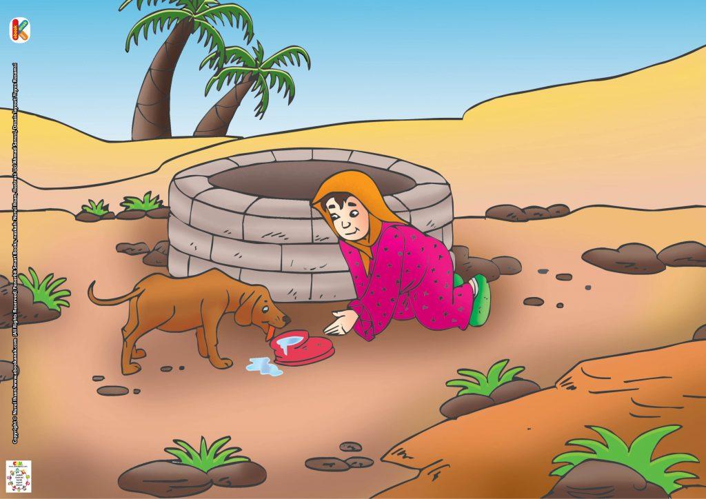 52 Kisah Teladan Anak Soleh 31 wanita nakal yang bisa masuk surga