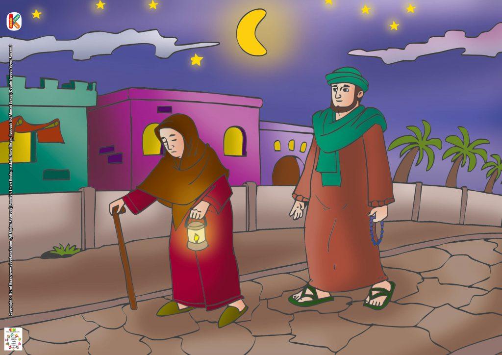 Ali bin Abu Thalib tidak ingin ketinggalan salat Subuh berjamaah.
