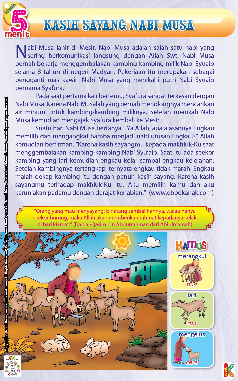 52 kisah teladan untuk anak saleh   50 kasih sayang nabi