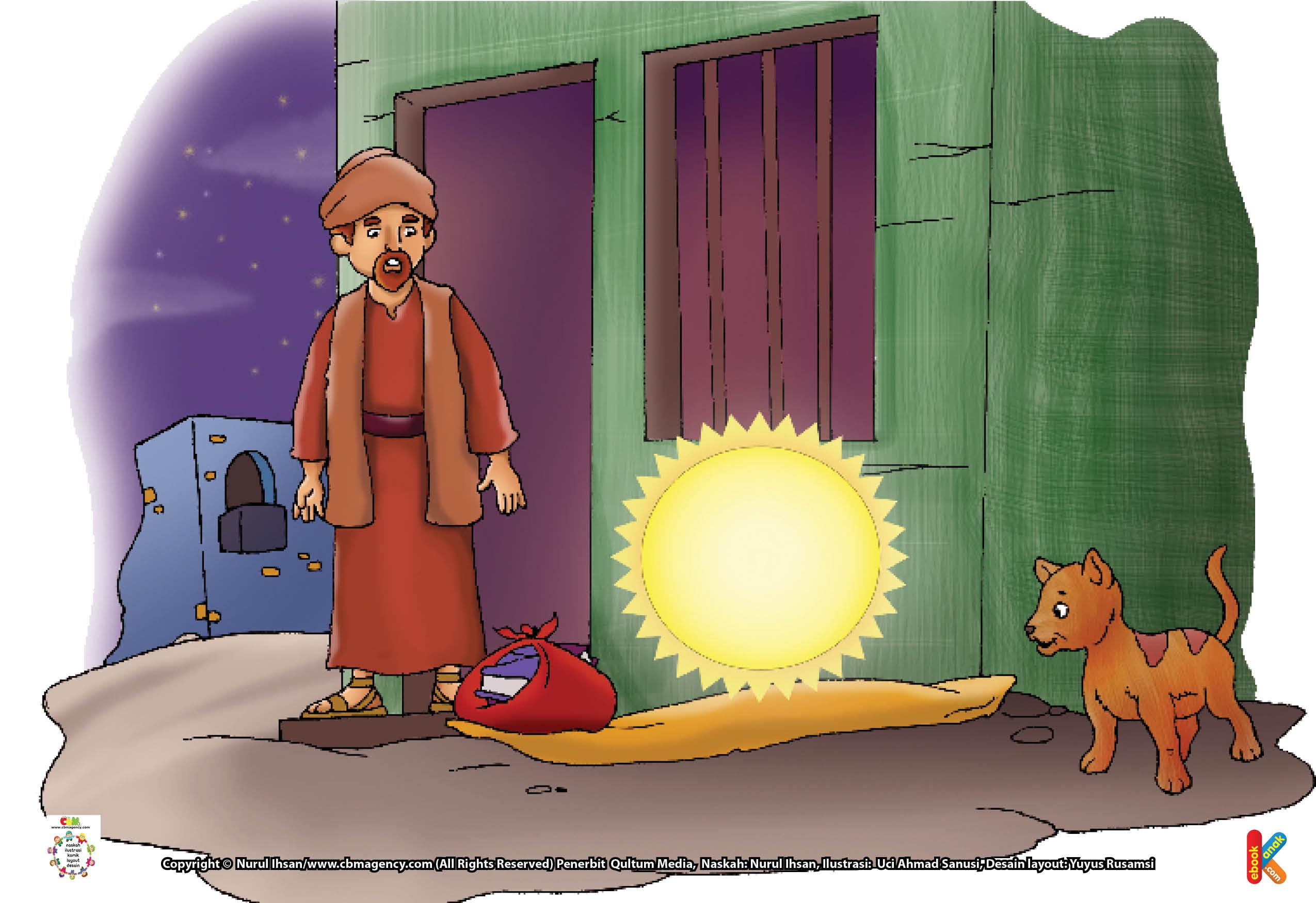 Di kemudian hari, keturunan Ibnu Abbas berhasil mendirikan pemerintahan Khalifah Bani Abbasiyah yang membawa Islam dalam masa-masa kejayaannya.