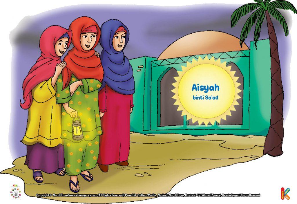 100-tokoh-teladan-muslim-aisyah-binti-saad-berayah-calon-ahli-surga