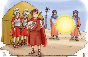 Karena Al-Walid seorang yang cerdas dan jujur, kemudian Rasulullah Saw menugaskan Al-Walid untuk memungut zakat pada Bani Musthaliq.