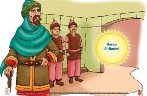 Hasan al-Bashri dikenal sebagi ahli teologi Arab dan seorang imam atau ulama Islam termashur.