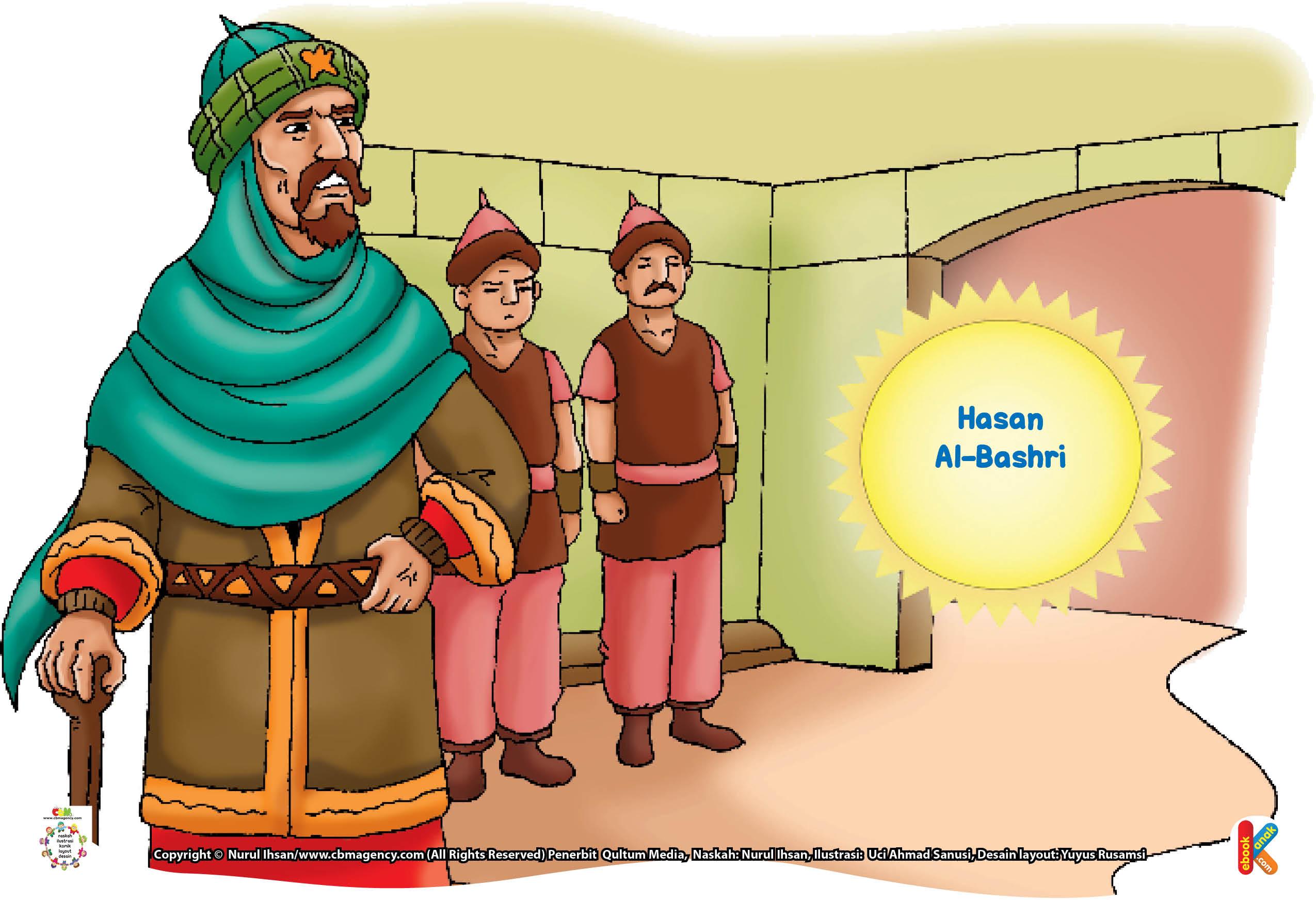 Allah Menegur Salat Hasan Al-Basri dalam Mimpinya
