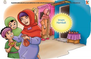 Setelah dibebaskan, Imam Hambali diberi hadiah sebanyak l0.000 dirham.