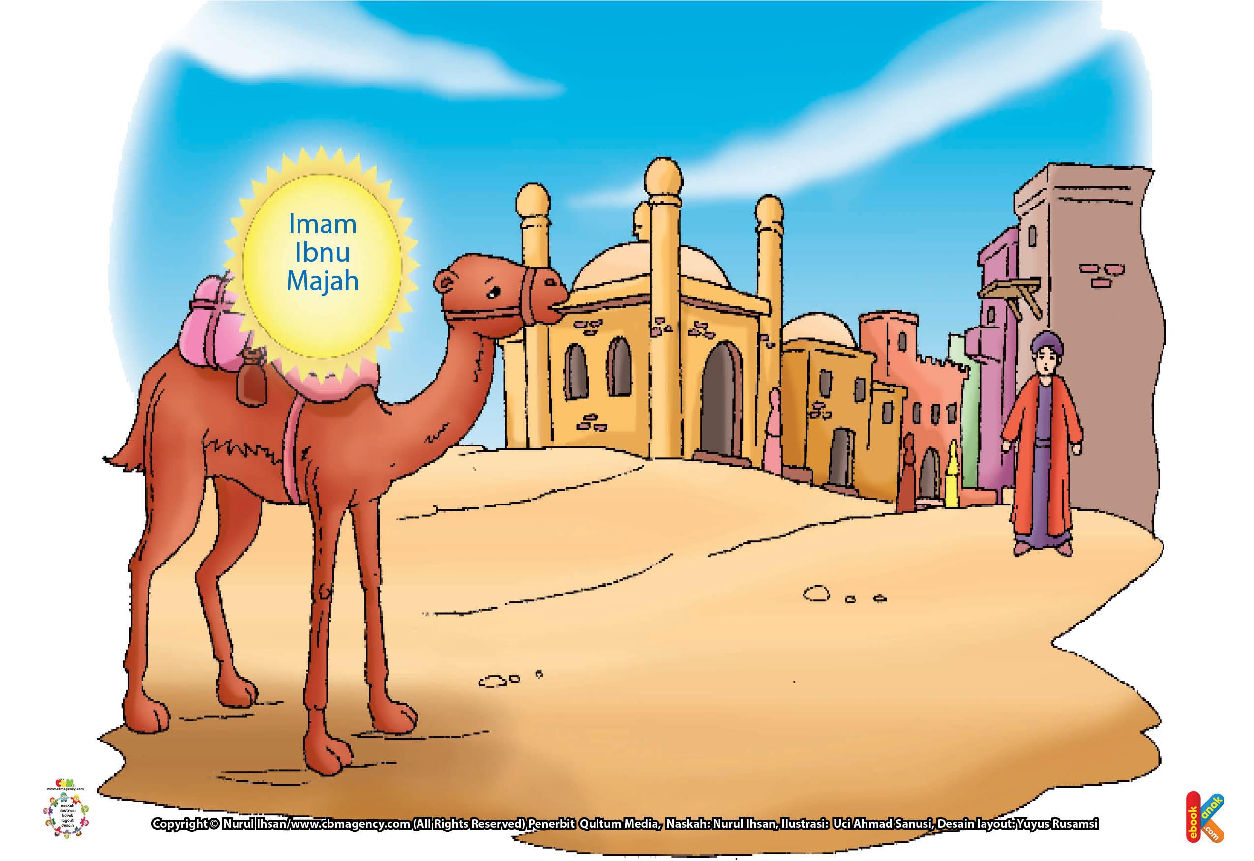 Puluhan negeri telah Imam Ibnu Majah kunjungi. Imam Ibnu Majah dapat menghimpun dan menulis puluhan, bahkan ribuan hadist dari sumber-sumber yang dipercaya kesahihannya.
