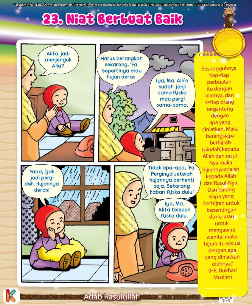 101-komik-adab-rasulullah-23-niat-berbuat-baik