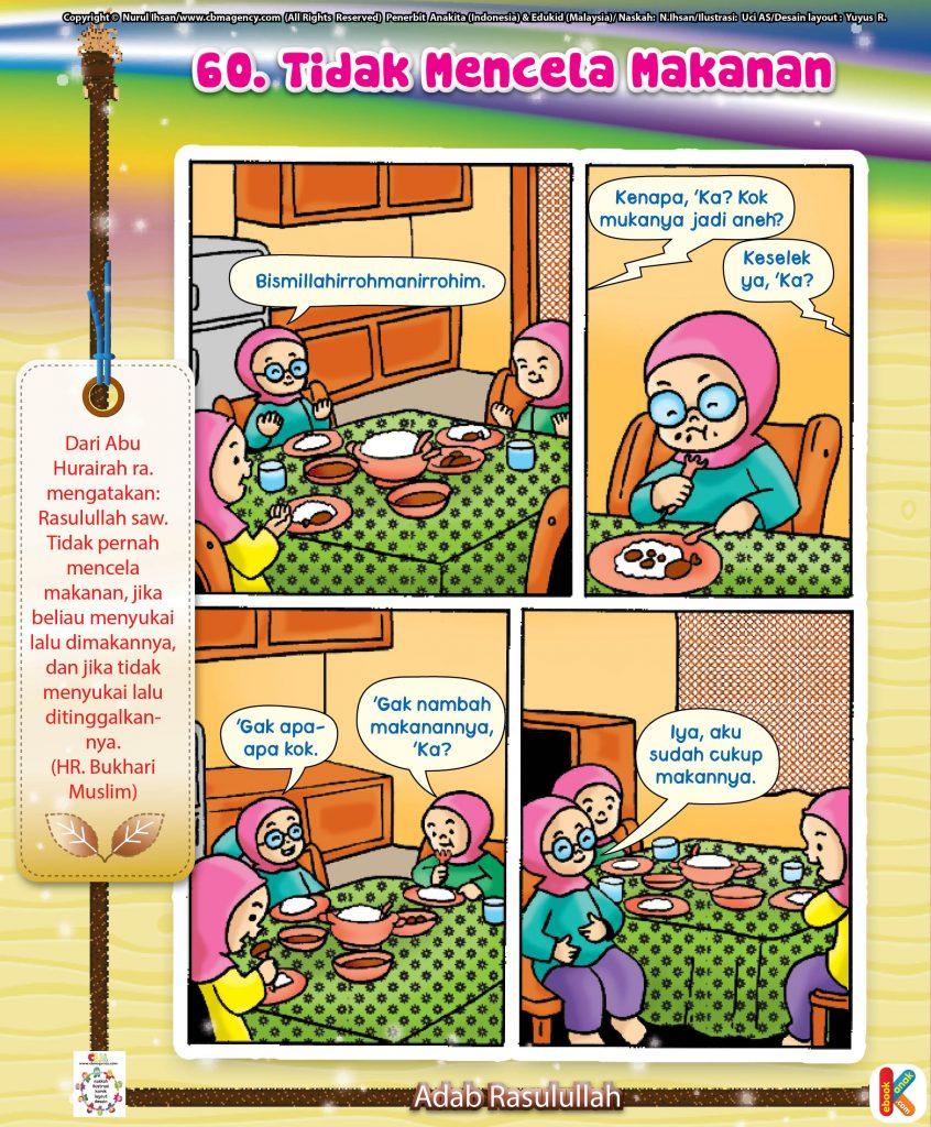 101-komik-adab-rasulullah-62-tidak-mencela-makanan