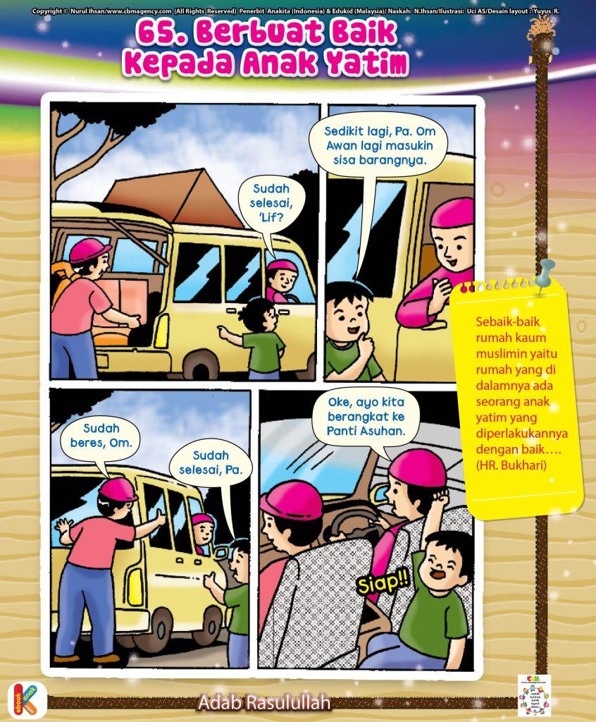 101-komik-adab-rasulullah-67-berbuat-baik-kepada-anak-yatim