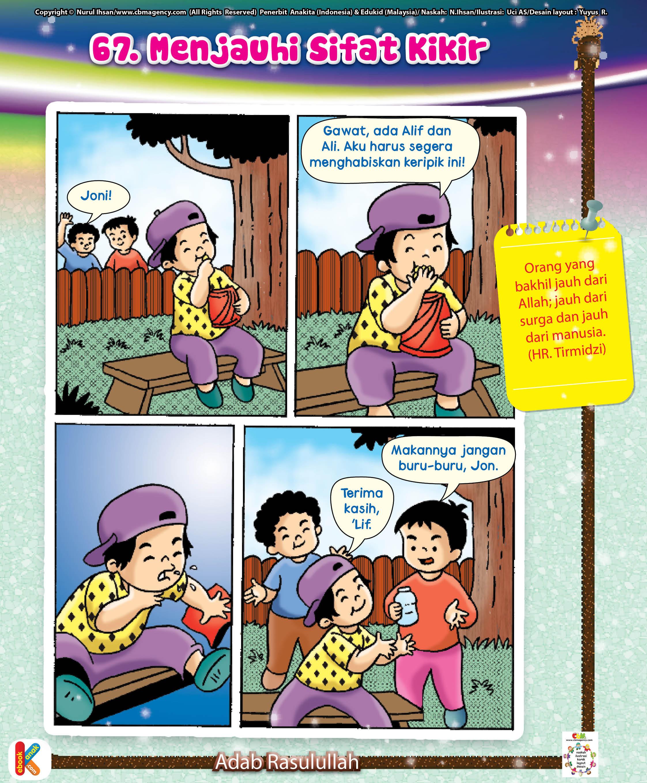 download komik anak