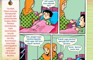 komik anak islam