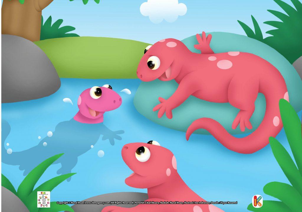 Download Gambar Gratis.jpg 31 Kenapa Salamander Disebut Hewan Pemalu