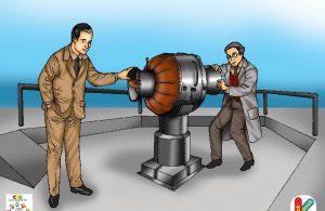 Hans dianggap sebagai penemu tenaga jet dan mesin jet.