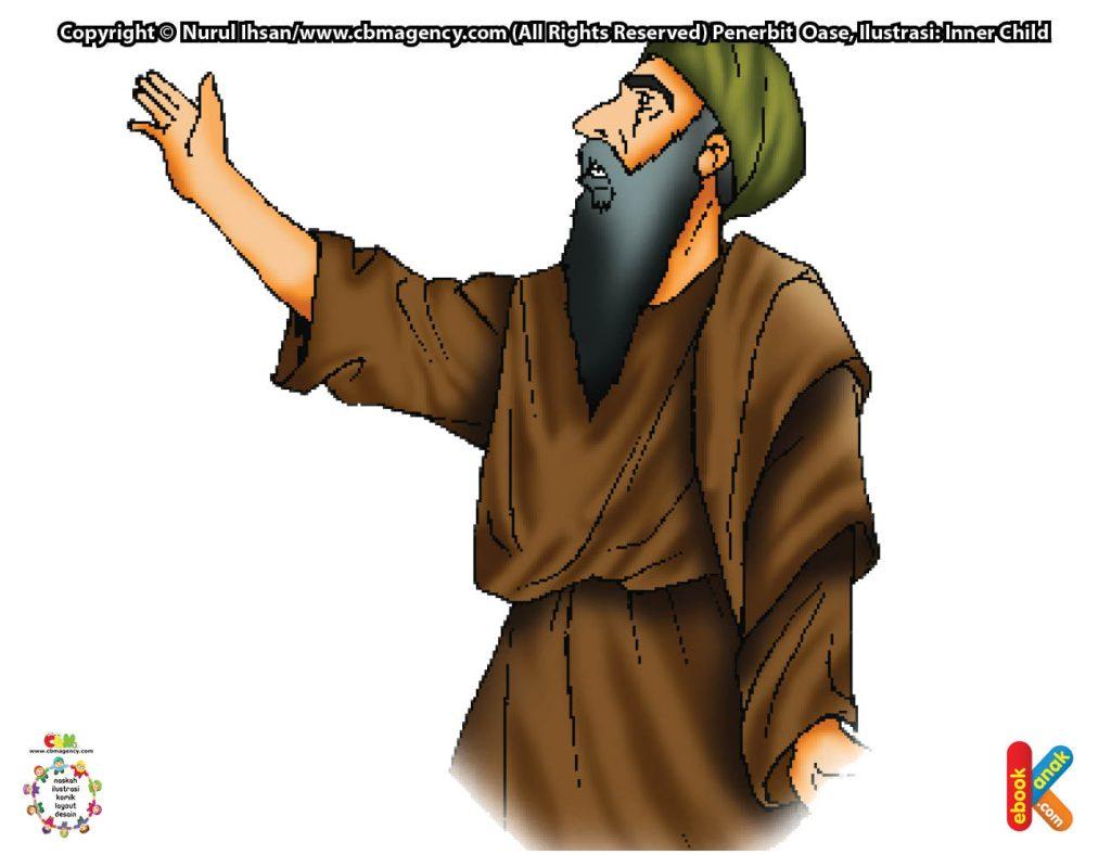Di bawah kepemimpinan Harun Ar-Rasyid, Islam mencapai masa keemasan.