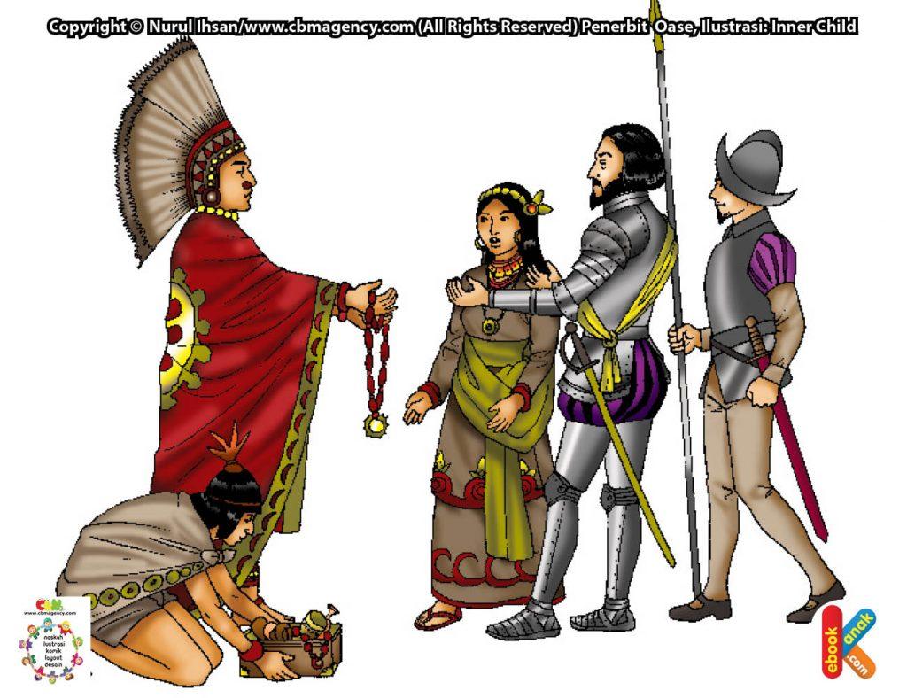 download-gambar-hernan-cortes-penakluk-meksiko