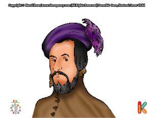 Hernan Cortes berlayar ke Dunia Baru di bawah dukungan Spanyol untuk menemukan dan menaklukkan wilayah itu.