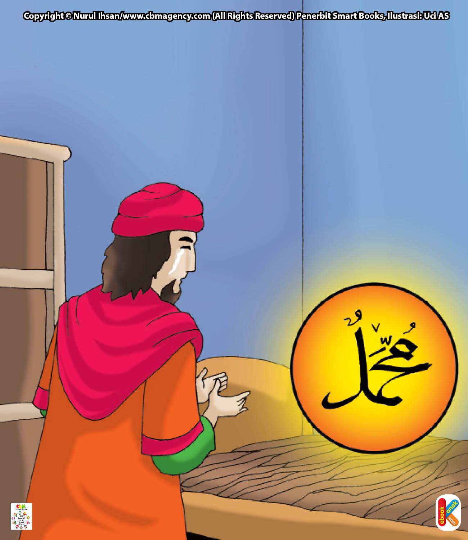 Malahan, perut Rasulullah Saw. sering diganjal batu akibat menahan lapar, sementara Rasulullah Saw. tak punya sesuatu yang bisa dimakan.