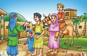 Tetapi, pengorbanan Abu Bakar yang terbesar untuk agama Islam dan kaum muslim setelah dia memeluk agama Islam.