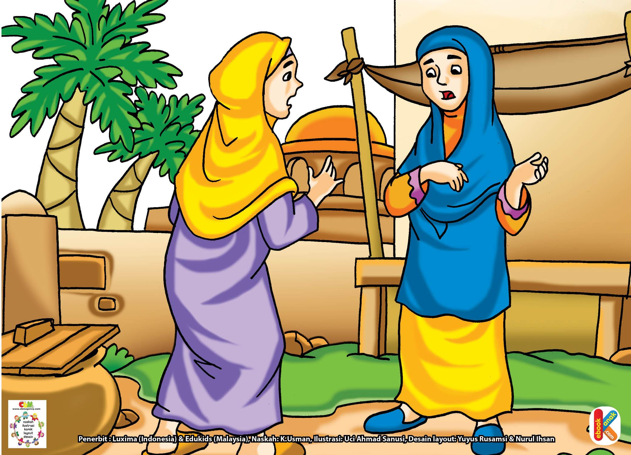 Pucat muka Ummu Jamil begitu melihat Salma Ummu Khair.