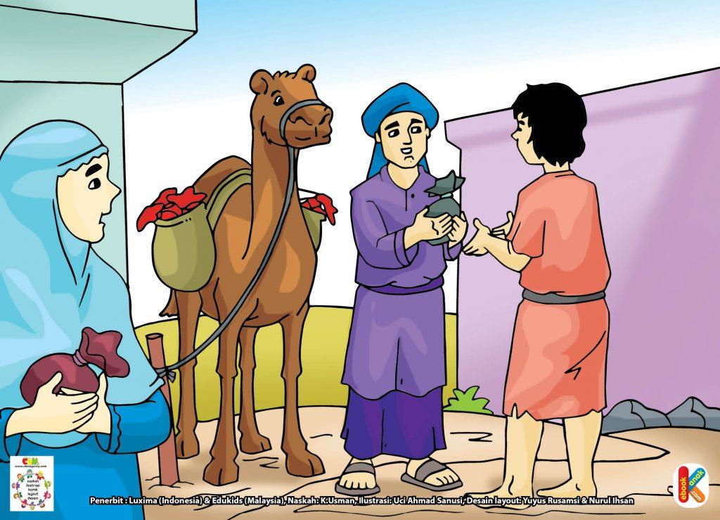 Download gambar gratis hal 3 Abu Bakar anak bangsawan yang rendah hati jpg